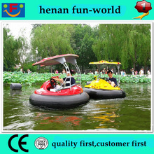 Christmas Promotion adult electric bumper boat for sale in factory