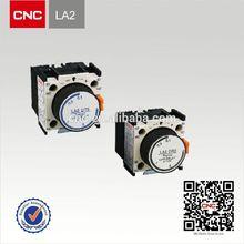 LA2 contact block/contactor 12v coil