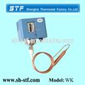 control automático de temperatura wk termostato del refrigerador