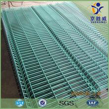 Shengwei fence - Hot dip galvanized garden decorative fence cover plastic