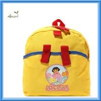 high quality kids Dora backpack school bag for kids