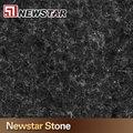 ประเทศจีนที่มีคุณภาพดีขัดหินแกรนิตสีดำแองโกลา