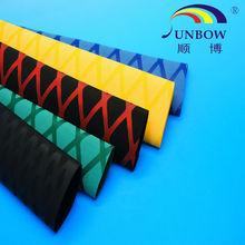 Non-slip heat shrink tube/Non-slip decorative type shrinkable tube for golf