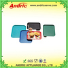 Rectangular plastic food tray hig quality