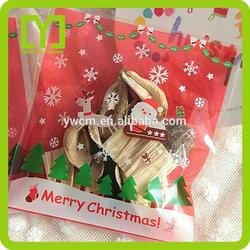 Wholesale Good Quality Plastic Cheap Reusable Christmas Sandwich Bags