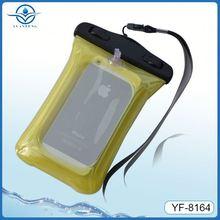 custom PVC waterproof case for All 4.3-4.5inch screen phones