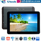 Cheapeat 10.1 inch android4.4 HD1280X800 dual camera dual sim card 4.4 android tablet pc