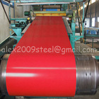 Manufacturing PPGI/PPGL prepainted galvanized steel sheet in coil as building material