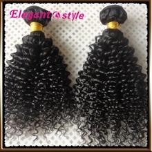 5A 100% human remy Brazilian virgin kinky curl hair , brazilian virgin hair afro curly