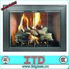 ITD-SF-FGM2110 Ceramic fireplace glass