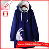 Custom printed hoodies jumpsuit tracksuit onesie hoody