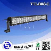 Offroad led light bar/work light/ 4x4 led driving light bar/work light 120w jeep car accessories