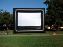 2014 inflatable screen,inflatable movie screen,inflatable projector screen