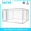 large outdoor metal cheap modular indoor dog run fence panels