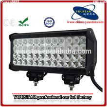 12 Inch CREE LED Light Bar Work Lamp 4 Rows Combo 144W