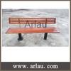 Arlau FW66-2 garden furniture garden wood bench seat