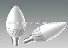 e14 600 lumen led bulb light e12 e14 e27 cheap price
