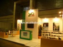 Guangzhou Exhibition Stand Fabrication Shed Design