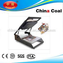 Food dish sealing machine manual tray sealer