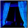 illuminato in fibra ottica tende in stile indiano tende di iuta