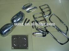 toyota RAV4 1996 full chromed kit auto car accessories NEW CHROME ACCESSORIES best selling car accessories