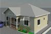 popular nice design villa house for living