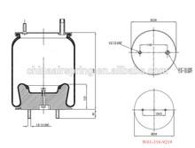 VICTORUN W01-358-9219 air suspension driver seat