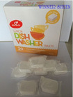 2014 high quality dishwasher tablets,low-foaming dishwasher tablets