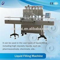 Professional Manufacturer: Linear Type Anti Rust Oil Filling Machine