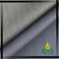 gien check suit fabric cross twill tetoron blended fabrics