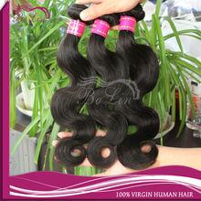 Hot vente 2014 6a grade de qualité supérieure 100% uprocessed cheveux dominic