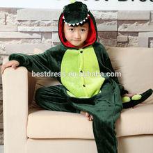 2014 Wholesale Animal/dinosaur pajamas , Adults/Kids Pajamay Sexy Adult Onesie