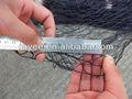 Naylon fiyat net deniz balık ağı, çift düğümlü naylon balık ağı, bir çift fileto de peche tr naylon Noue