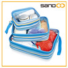 Walmart audit cheap travel packing cubes, 3 in 1 travel accessory organizer