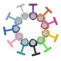 Fob silicona de enfermería venta al por mayor del reloj reloj de la enfermera de china de fábrica