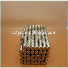 China Custom Size N35-N52 Neodymium Magnets Manufacturer