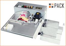 Manual Batch Expiry Date Printing Machine