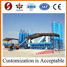 15-240m3/h mixer concrete batching plant,Automatical batch solvent extraction plant