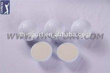 2 piece white range golf ball manufacturer