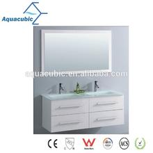 Popular Hot Sale New Design ASF 1103 Double Sinks Bathroom Furniture
