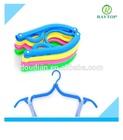 Plastic Clothes Hanger Drying Rack Space Saving Hanger Apparel Hangers