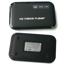 Hot sex Plastic shell Full HD HDMI output usb 2.0 vga external video adapter for LED TV