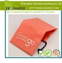 2014 hot sale small non woven drawstring bag