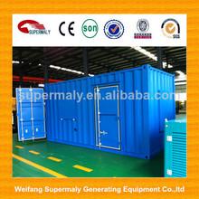 1MW / 2MW cheaper biogas plant generator for factory