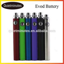 2014 new e cigs,e cigarettes evod usb battery electronic cigarettes Evod battery 650/900/1100mah
