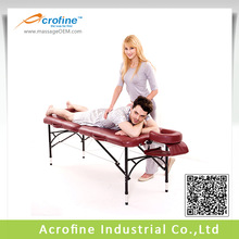 Acrofine fixed massage tables