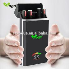 2014 new PCC e cigarette, super slim PCC, wholesale e cig charger case