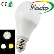 Iphone, iPad, iPod controlled adjustable 7w led light bulbs made in China