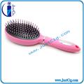 2014 mejor regalo de salud masaje peine el cabello de herramientas de mano cepillo de pelo de paddle cepillo de pelo de los tipos de pelo peine