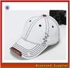 YXX2/ Custom fitted white baseball hat/cheap baseball cap and hat
